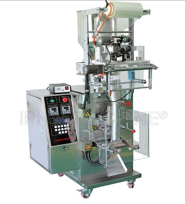 Stainless Steel Automatic 4 Side Sealing Machine For Powder Granule 0 250 Gram Packing Machine