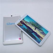 7 pulgadas MTK6572 dual Core/cámaras Android 4.4 Bluetooth Wifi 1024*600 3G phone call tablet pc 1 GB/8 GB WiFi