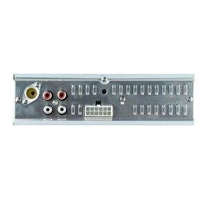 Image 2 - 20189 12V1Din Voiture MP3 Lecteur De Voiture BT WMA Audio Lecteur de Musique TF Carte USB Flash Disque AUX in FM Émetteur avec Télécommande