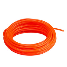 Trimmer Rope 2.4mm Thickness 80m Length Lawn Mower String Nylon Trimmer Line Rope Replacement Thread Spool Roll craftsman automatic feed spool with nylon line replacement 71 85942