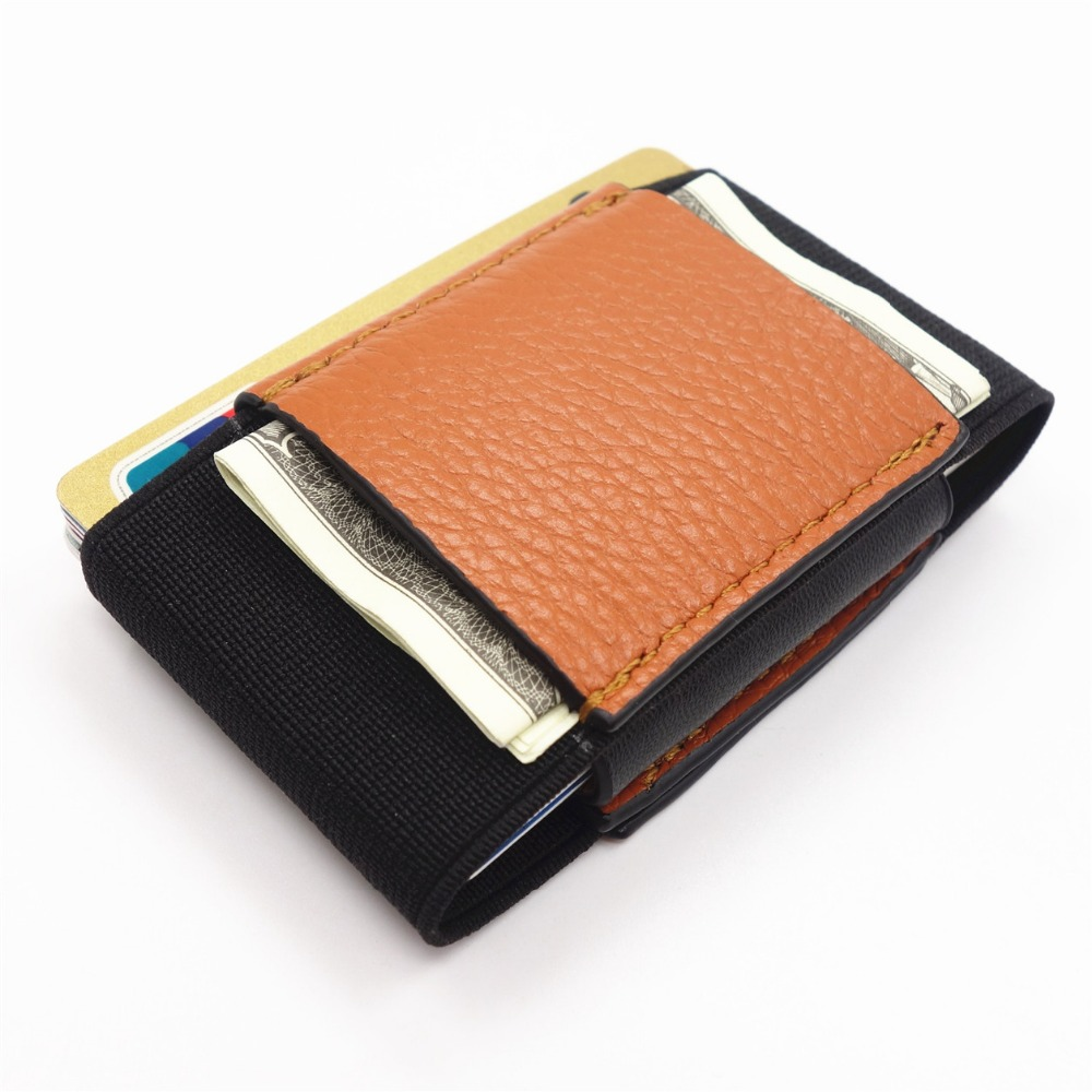 Minimalist slim wallet with elastic front pocket card holders and minimalist slim wallet with elastic front pocket card holders and cash business card holder purse magic card case in card id holders from luggage bags magicingreecefo Image collections