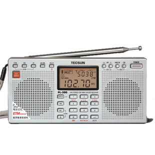 Дэ сын pl-390 цифровой стерео все - радио
