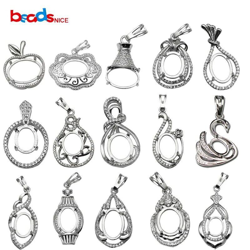 Blank Necklace Pendants