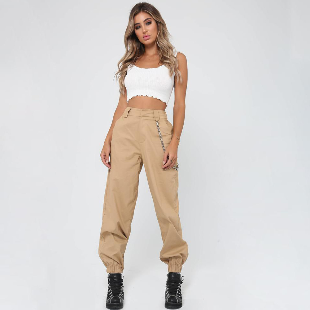 Fashion Camo Trousers Pants Womens for Cool girl.