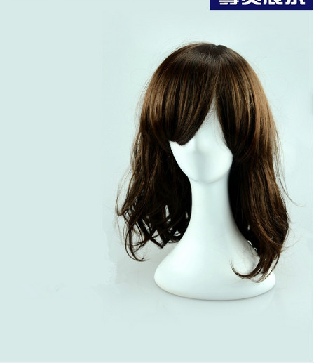 Free Shipping!! Fashionable Female Fiberglass High Quality Mannequin head Model On SaleFree Shipping!! Fashionable Female Fiberglass High Quality Mannequin head Model On Sale