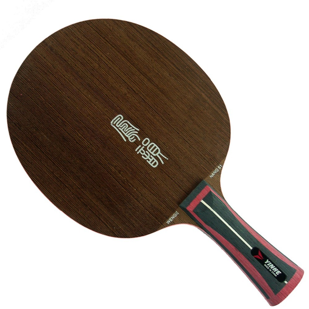цены Yinhe  Milky  Way Galaxy WENGE NW-51 (NW51 NW 51) table tennis PingPong blade The new listing