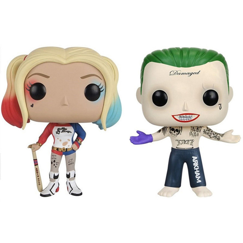 Funko Suicide Squad Inmate Harley Brand New In Box Action Figure