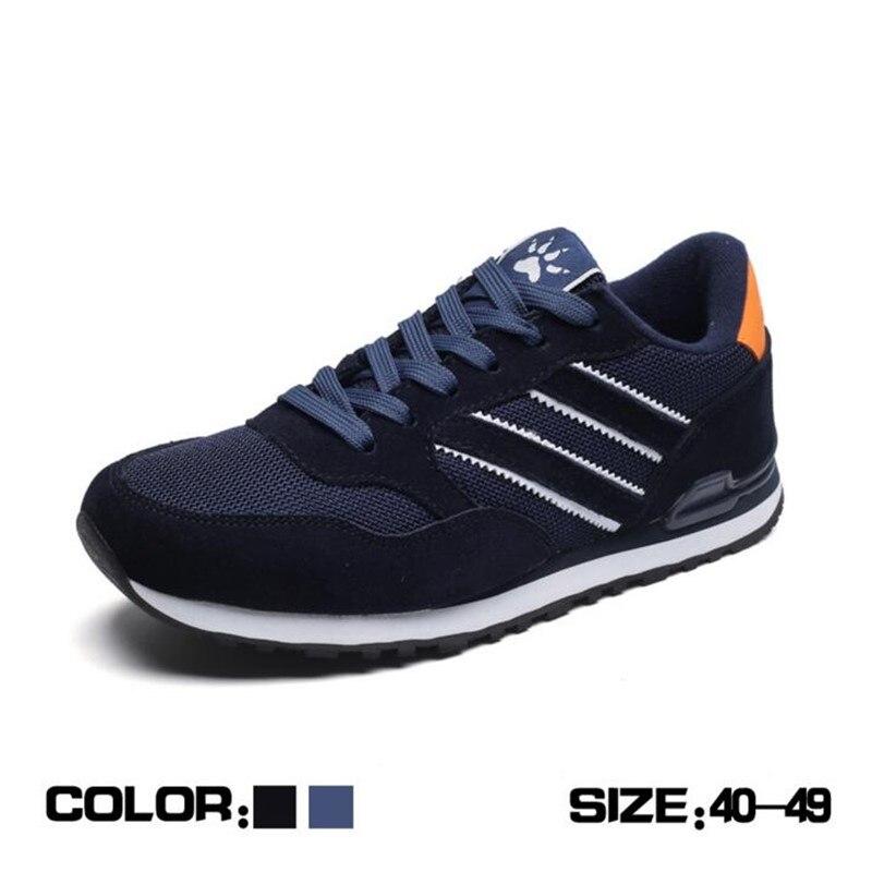 Homme Hommes blue 68 Casual Noir up Style Dentelle Automne Mode 60 Belle Bleu Suède Black Chaussures Imperméable 53jL4RqA