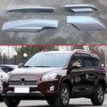 Для Toyota RAV4 A30 2006 2007 2008 2009-2012 рейки на крышу стойки Торцевая крышка Защитная крышка на рельсы замена корпуса автомобильные аксессуары