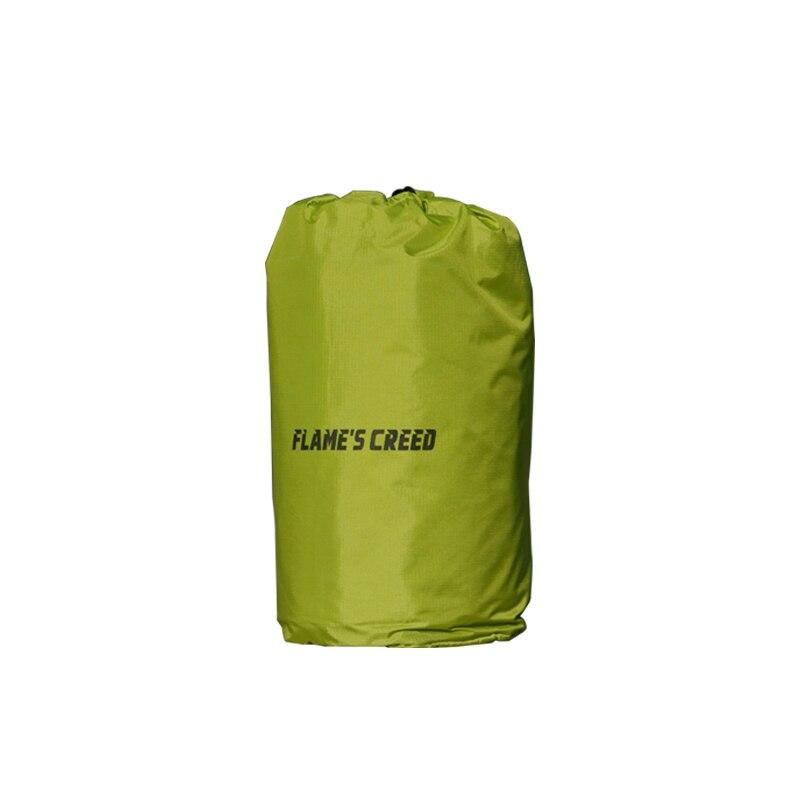 Coussin de couchage pour Camping sac à dos ultra-léger Compact coussin d'air gonflable léger tapis de couchage Portable randonnée en plein Air