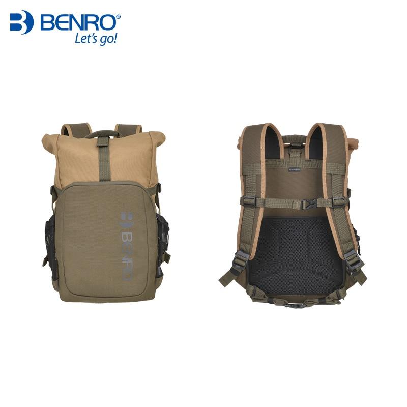 Benro INCOGNITO B100 B200 сумка Фоторюкзак ноутбук видео фото сумки для камеры рюкзак большого размера, мягкий чехол для видео - 4