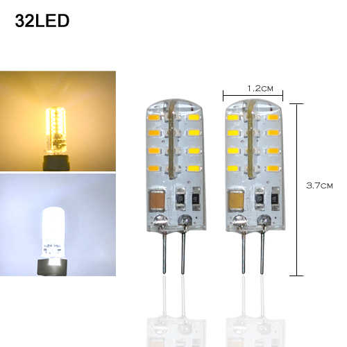 1PCS LED G4 Lamp Bulb 3014SMD AC 220V 3W 9W LED Lights Replace 15-20W Halogen Lamp Full Lustre Chandelier Lighting Focos Luz Led
