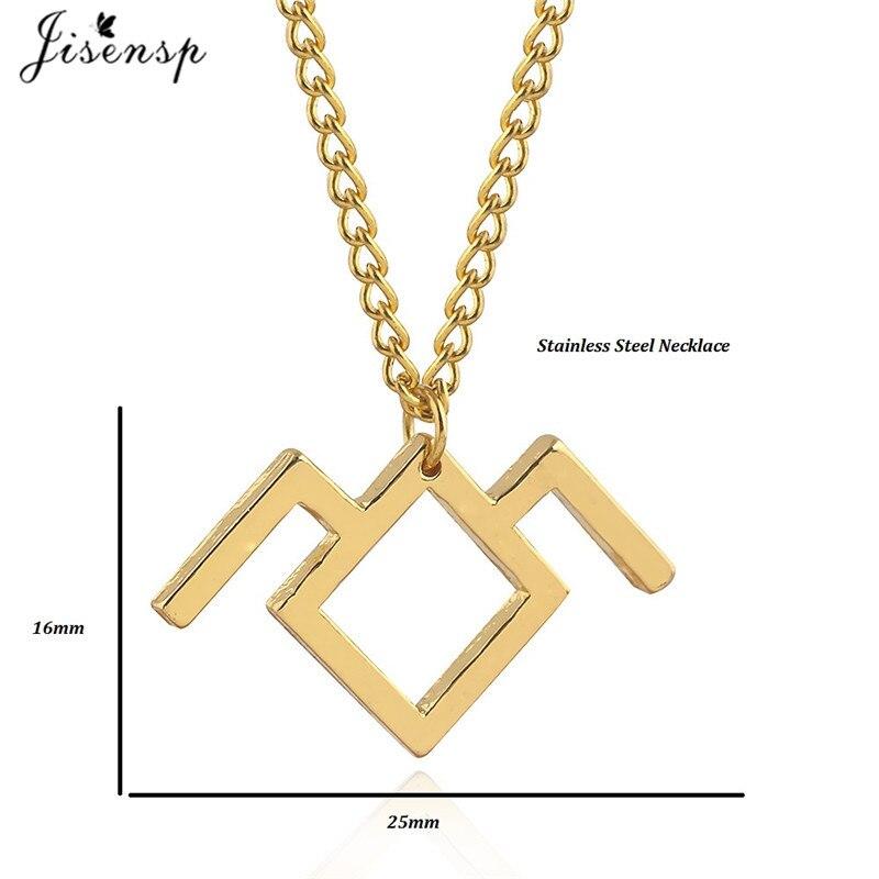Twin Peaks Necklace - _