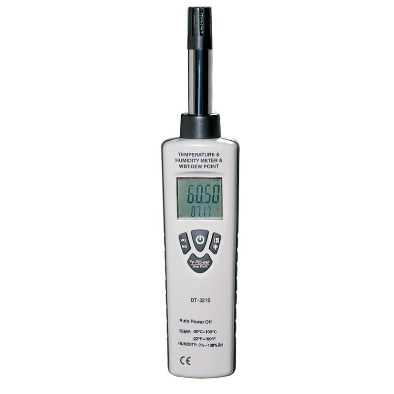 hygrometer Temperature humidity measurement thermometer hygrometer