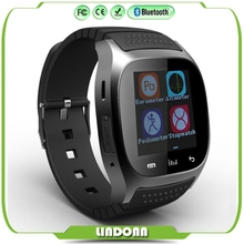 100 original M26 IP65 Waterproof Bluetooth font b SmartWatch b font for IOS Sport Design Watch