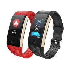 Купить с кэшбэком T20 Smart Watch Fitness Bracelet Blood Pressure Heart Rate Monitor IP68 Waterproof Smartwatch for Apple Iphone Xiaomi Huawei