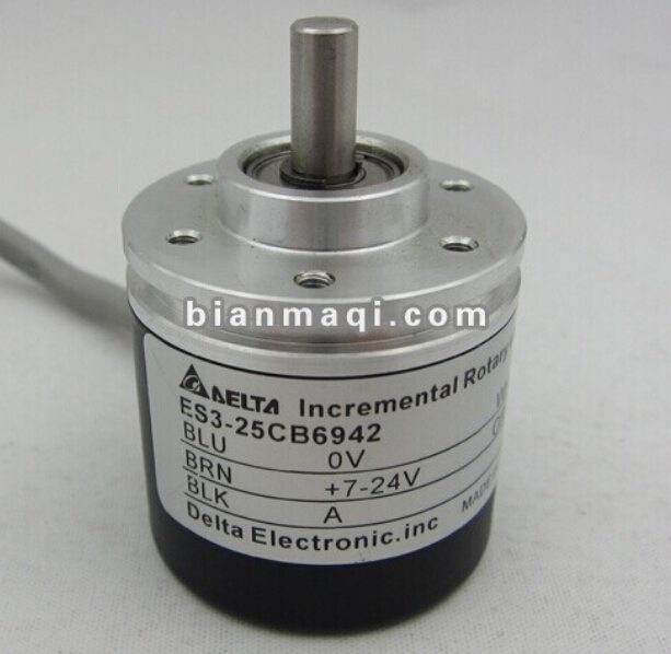 ES3-25CB6942 Delta rotary encoder pulse outer diameter 36 shaft diameter 6 2500 ремень из искусственной кожи