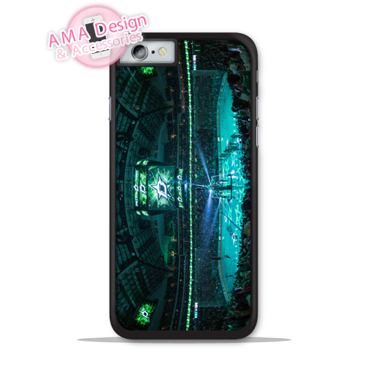 Dallas Stars Ice Hockey Club Phone Cover Case For Apple iPhone X 8 7 6 6s Plus 5 5s SE 5c 4 4s For iPod Touch