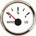 1 unidad de medidores de nivel de agua para el hogar con Motor de Camión 100% nuevo indicador de nivel de agua de 52mm impermeable 9-32v