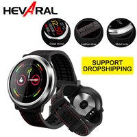 Q68 Smart Watch 3D Dynamic UI GPS Android Smartwatch Heart Rate Blood Pressure Monitor Relogio IP67 Sports Pedometer For Boss