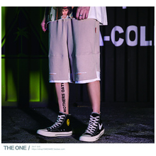 HFNF 2019 Summe rmens clothing  Casual Drawstring Shorts Mens streetwear Breathable Trousers Short Male