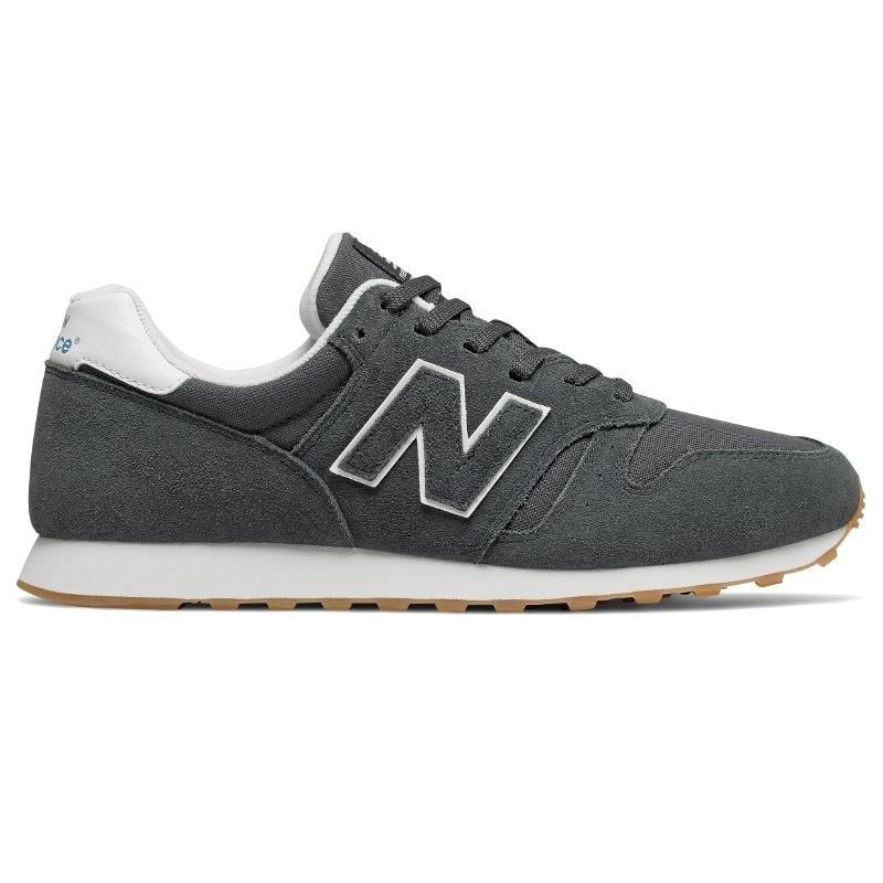 NEW BALANCE Mens Unisex ML373MTD, Free And Time Sportwear, Dark Grey