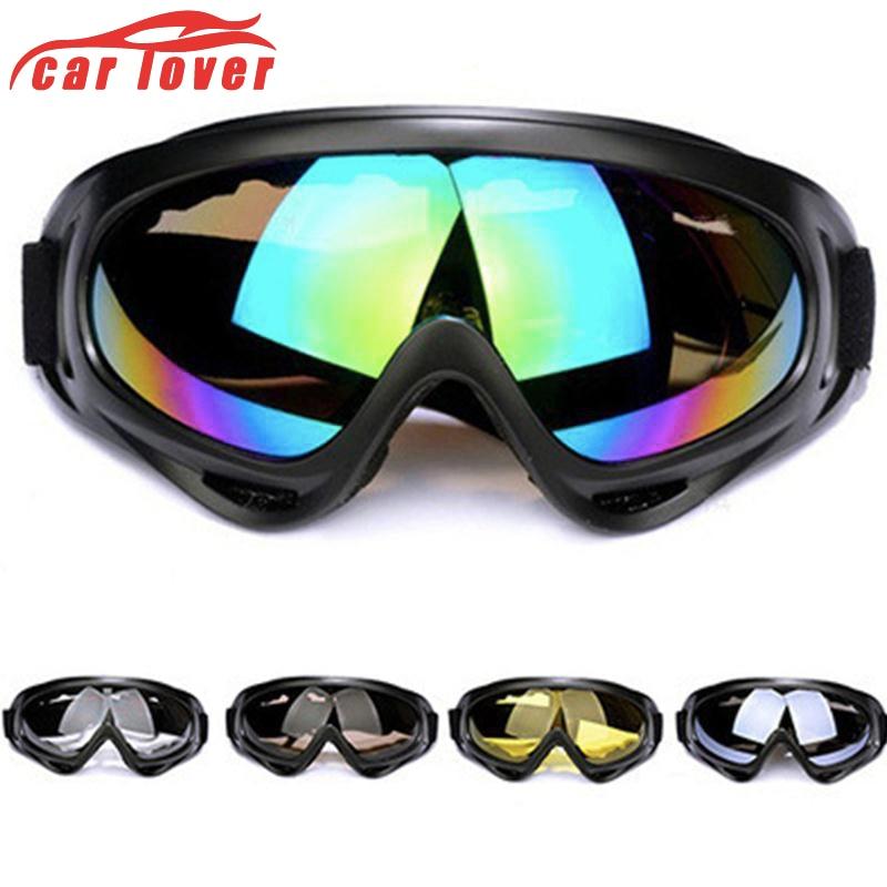 Motorcycle Goggles Glasses Oculos Cycling MX Off Road Helmet Ski Sport Gafas For Motorbike Moto Dirt Bike Racing Goggles