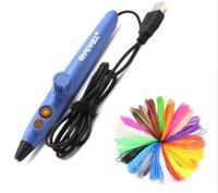 3d الطباعة القلم 5th الجيل عالية و درجة حرارة منخفضة الأطفال الإبداعية ستيريو الكتابة على الجدران 3d الطباعة القلم PCL/PLA