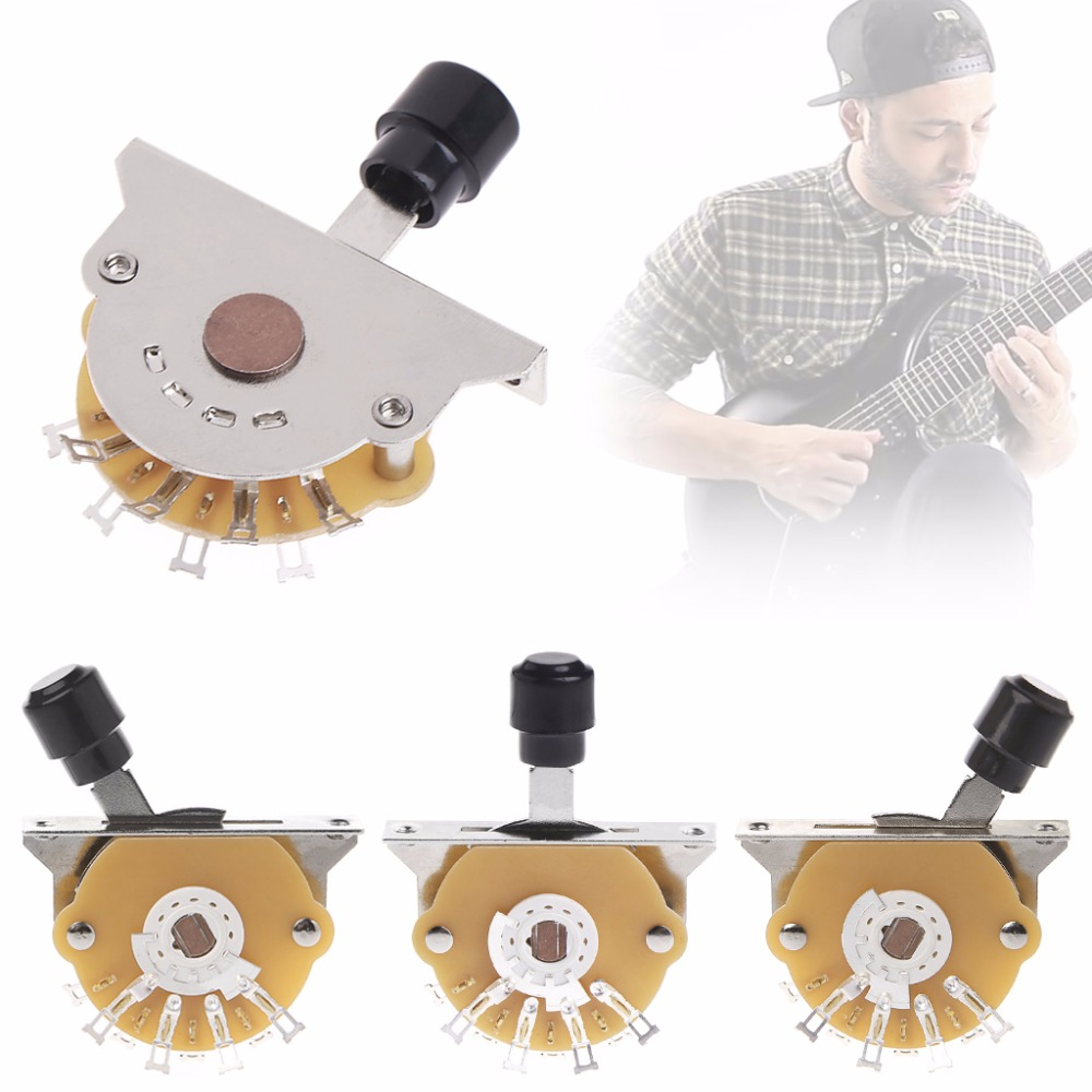 1pc 3 Way Lever Pickup Selector Switches For Electric Guitar Switch Replacement Guitar Parts and Accessories