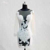 Rsw1001 Короткие свадебное платье пикантные Vestido De Noiva Курто