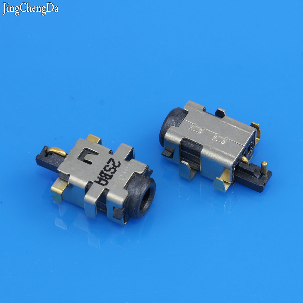 Jing Cheng Da 2-50pcs/lot DC Power Jack Socket Connector for Asus EeePC X101 X101H X101CH motherboard etc Laptop DC Port 10x for asus x52e x53j x53s x54 x54h laptop ac dc power jack port socket connector plug