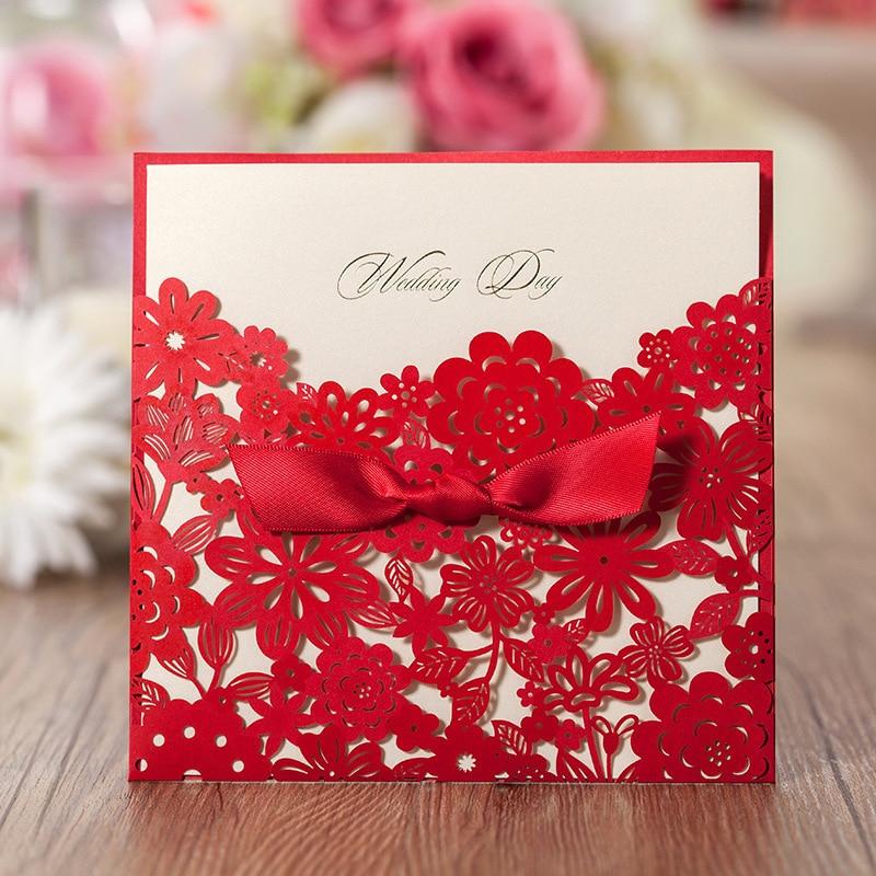 Aliexpress Buy 12Pcs DIY Ribbons Free Printable Engagement – Create Engagement Invitation Card Online Free