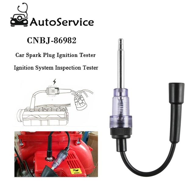 Auto Zündkerze zündung tester zündung System inspektion tester Einfache Typ Tester CNBJ 86982