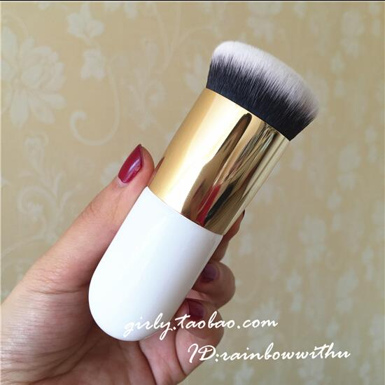 Special For BB Cream Foundation Makeup Brushes 30 Seconds Quickly Face Make Up Brush Big Round Top Cosmetic Tool special make 100
