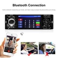 4.1 inch HD Mp5 Player on Vehicle Bluetooth Hand free Steering Wheel Control U disk Card Player Car MP5 Radios