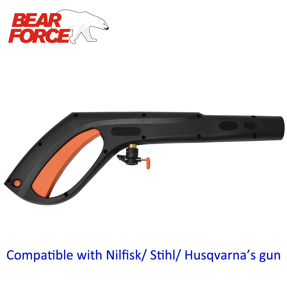 High Pressure Water Spray Gun Pistol Compatible With Nilfisk STIHL Calm Husqvarna High Pressure Washers