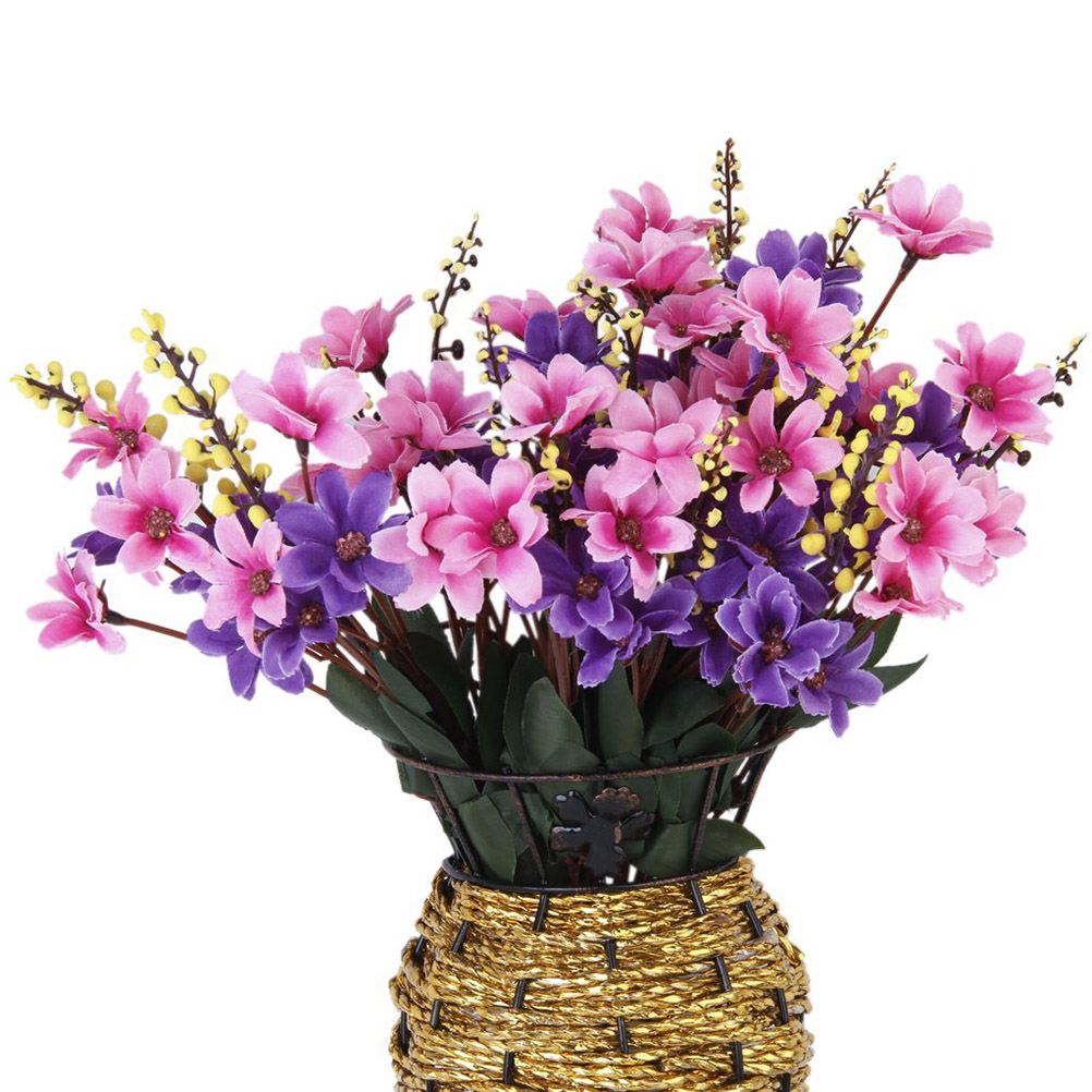 Online get cheap daisy flowers aliexpress alibaba group hot bunch of artificial daisy flower bouquet for home office party decorationchina dhlflorist Gallery