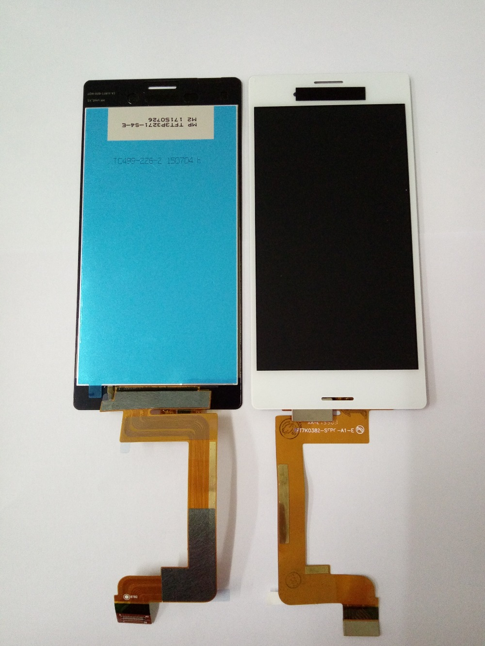 ФОТО New For Sony Xperia M4 Aqua E2303 E2333 E2353 LCD Display With Touch Screen Digitizer glass Assembly Free shipping
