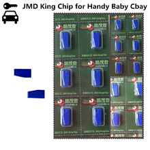 Orijinal evrensel JMD mavi kral çip için kullanışlı bebek Cbay anahtar programcı 46/48/4C/4D /G/47/48 çip JMD mavi kral klon çip