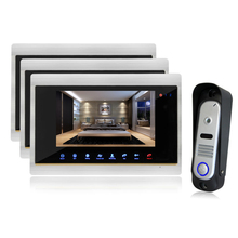 Homefong Intercom Doorbell Video Door Phone Home Security Camera Monitor Night Vision With OSD Menu Support