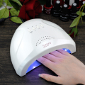 SUN1 UV Lamp Nail Dryer 48W UVLED Lamp UV Gel Dryer 365+405nm Curing for UV Gel LED Gel Nail Polish Nail Art Tools-genailish