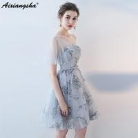 New Arrival Five Styles Bridesmaid Desses Custom Color Size Vestido De Festa Robe Demoiselle D Honneur