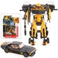 Transformation Robot Human Alliance Bumblebee Action Figures Toys Classic Playskool Heroes Rescue Bots Robots Toys For Kids