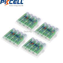 Аккумуляторы pkcell aa 12 в 2200 мА · ч ni mh 2 А lsd