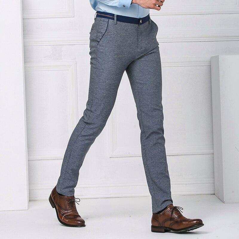 Aliexpress.com : Buy Summer Men Suit Pants Mens Brand Business ...