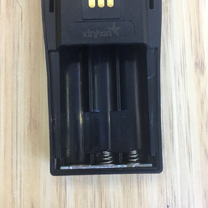 Image 3 - 2X 6x AA battery box custodia per Motorola DEP450 DP1400 PR400 CP140 CP040 CP200 EP450 CP180 GP3188 ecc wakie talkie con clip da cintura