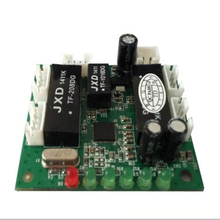 mini design ethernet switch circuit board for ethernet switch module 10/100mbps 5 port PCBA board