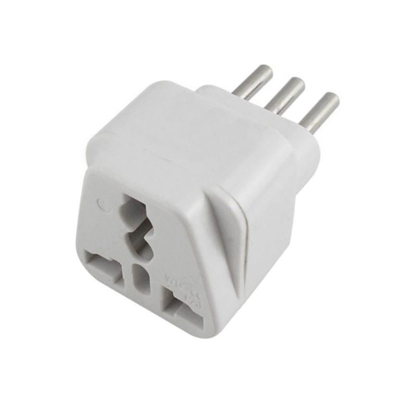 JINSHENGDA Universal UK/US/EU/AU to Italy Italian Travel AC Power Adapter Plug Converter