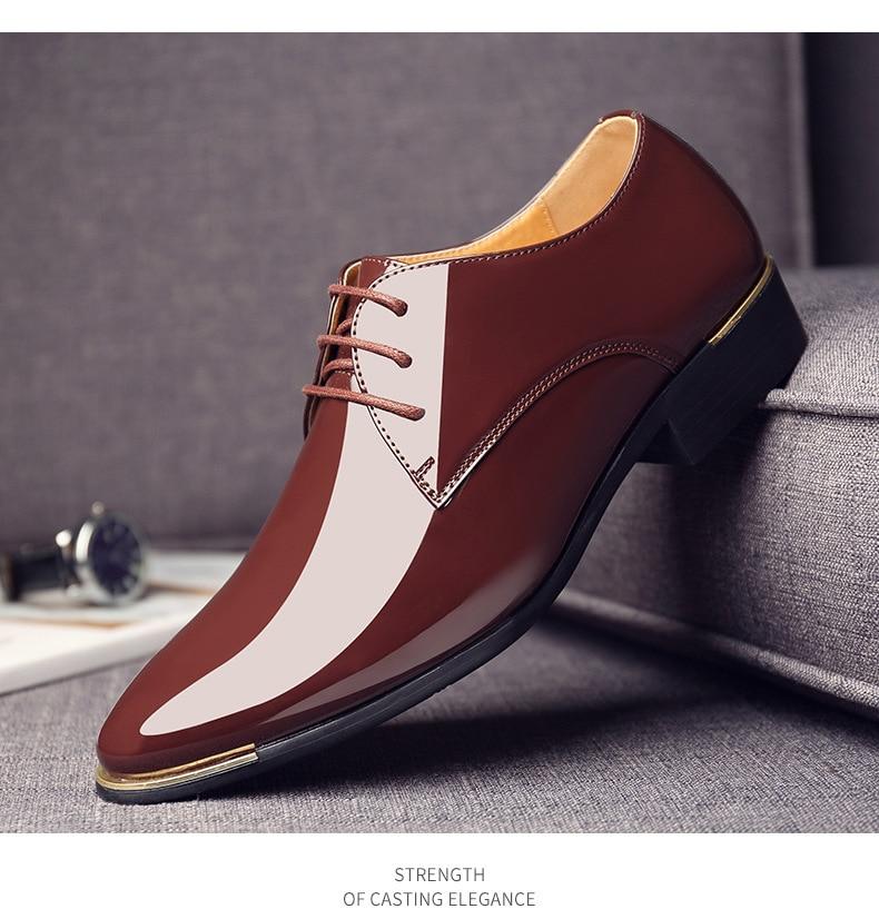 sapatos de vestido de renda acima do