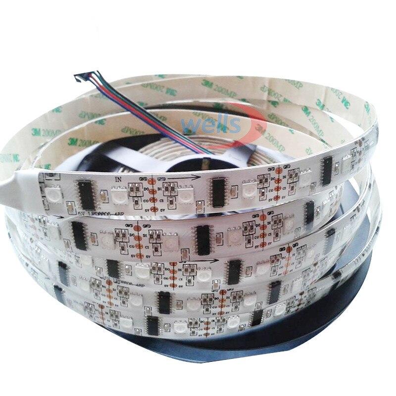 LED Көтерме 1M / 5M 32/48/52/60 СИД / м пикселдер - LED Жарықтандыру - фото 3